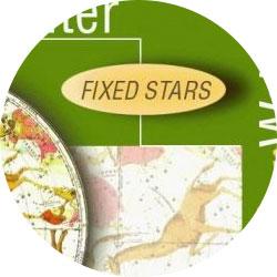 Solar Writer Fixed Stars