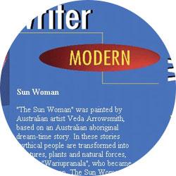 Solar Writer Modern